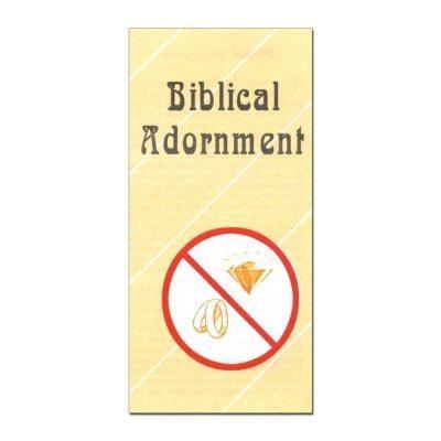 Biblical Adornment