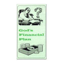 God's Financial Plan