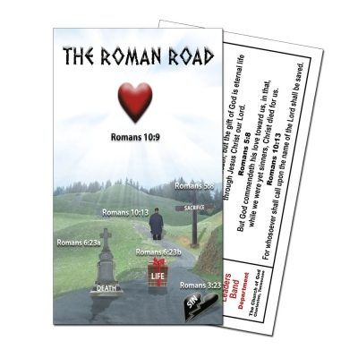 Roman Road to Salvation