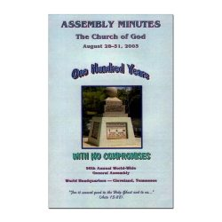 98th Annual Assembly Minutes (2003)