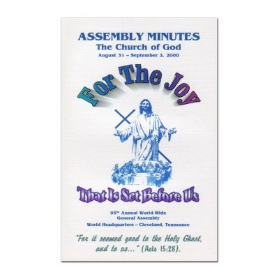 95th Annual Assembly Minutes (2000)