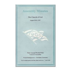 92nd Annual Assembly Minutes (1997)