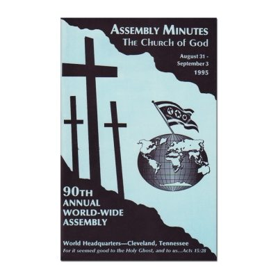 90th Annual Assembly Minutes (1995)