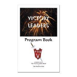 Victory Leaders Program Book