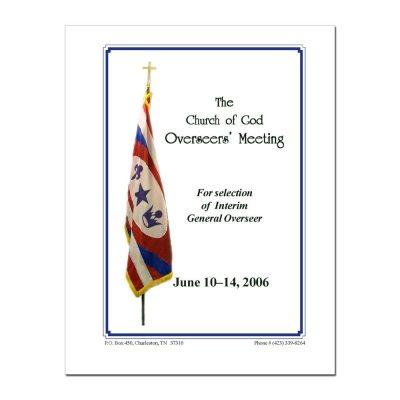 Overseers Meeting for the Selection of Interim Overseer - 2006