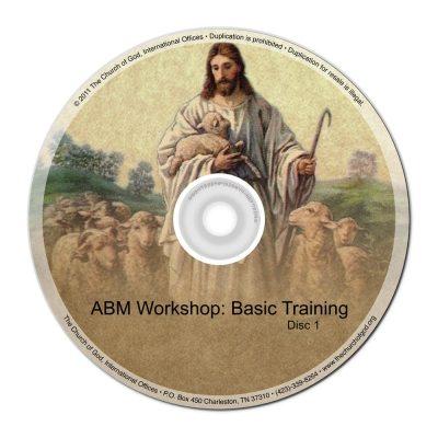 ABM Workshop: Basic Training DVD Set