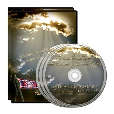 108th Annual Assembly DVD Collection