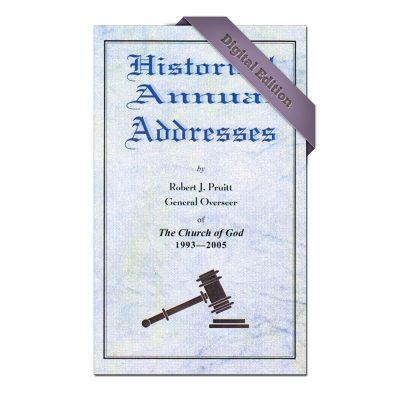 Historical Annual Addresses - 1993-2005 (Digital)
