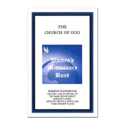 Women's Missionary Band Mission Handbook