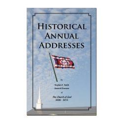 Historical Annual Addresses - 2006-2014