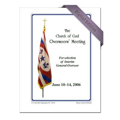 Overseers Meeting for the Selection of Interim Overseer - 2006 (Digital)